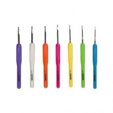 Крючок для вязания с мягкой ручкой(Kartopu),