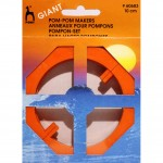 Устр-во для изготовления помпонов разъемное 10 см №60683