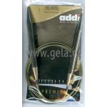 Спицы металлические круговые супергладкие 120 см (Addi) №10