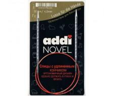 Спицы ADDI Novel 100 см,