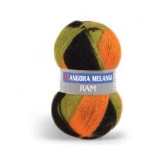 Angora Melange, 40% мохер - 60% акрил