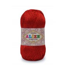 Forever crochet sim, 96 % микрофибра акрил - 4 % металлик
