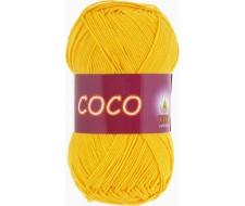 Coco, 100% мерсеризованный хлопок