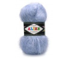 Mohair classic, 25% Mохер - 24% Шерсть - 51% Aкрил