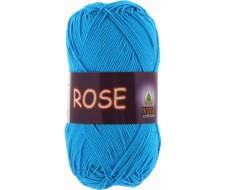 Rose, 100% хлопок двойной мерсеризации
