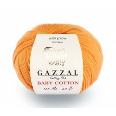 Baby cotton (Gazzal) , 60% хлопок, 40% полиакрил