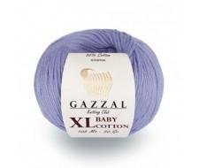 Baby cotton XL,50%-хлопок,50%-акрил