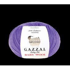 Baby wool, 40% мериносовая шерсть, 20% кашемир па, 4 % полиакрил