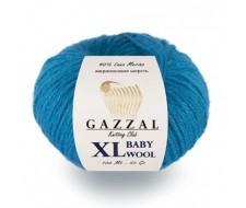 Baby wool XL(Gazzal),40-мериносовая шерсть,20%-кашемир,40%-акрил