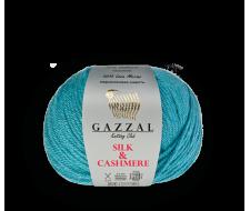 Silk & Cashmere, 50 % Шелк, 20 % Кашемир, 30 % Мериносовая шерсть