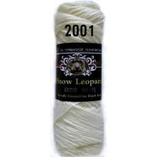 Белый леопард 2001
