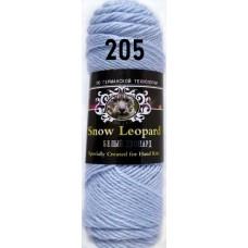 Белый леопард 205