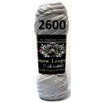 Белый леопард 2600