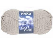 Sport wool, 25% шерсть, 75% премиум акрил