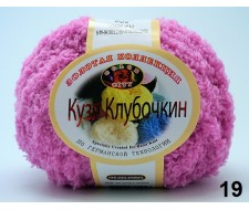 Кузя Клубочкин,15%-хлопок 85%-полиамид