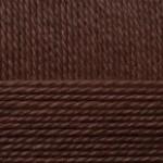Мериносовая коричневый