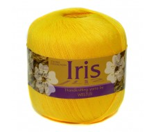 Iris,100% мерсеризованный хлопок