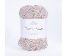 Cotton Linen,53% хлопок, 33% вискоза, 14% лен