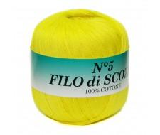 Filo Di Scozia №5 , 100% мерсеризованный хлопок