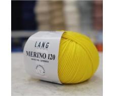 Merino 120, 100%- мериносовая шерсть Superwash